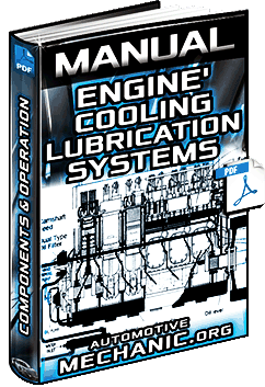 Manual: Engine' Cooling & Lubrication Systems - Types, Components & Operation