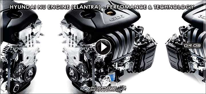 Hyundai Nu Engine (Elantra) Technology Video