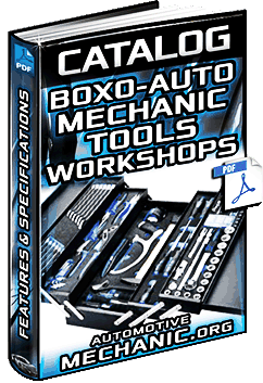 Catalog: Boxo-Auto Tools for Suspension, Axis, Brake, Hydraulics, Engine & General