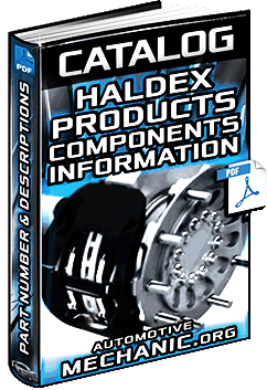 Catalog: Haldex Products – Part Number, Description, Systems & Components
