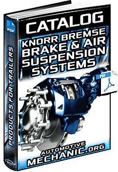 Catalog: Knorr Bremse Products - Brake & Air Suspension Systems for Trailers