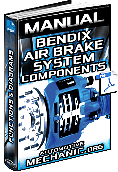 Manual: Bendix Air Brake Systems - Parts, Functions, Diagrams, Charging & ABS