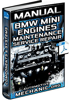 Manual: BMW Mini Cooper - Maintenance, Service, Repair, Systems, Fuel & Electrical