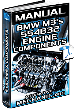 Manual: BMW S54B32 Engine for E46 M3, Convertible & Coupe '01 - Components